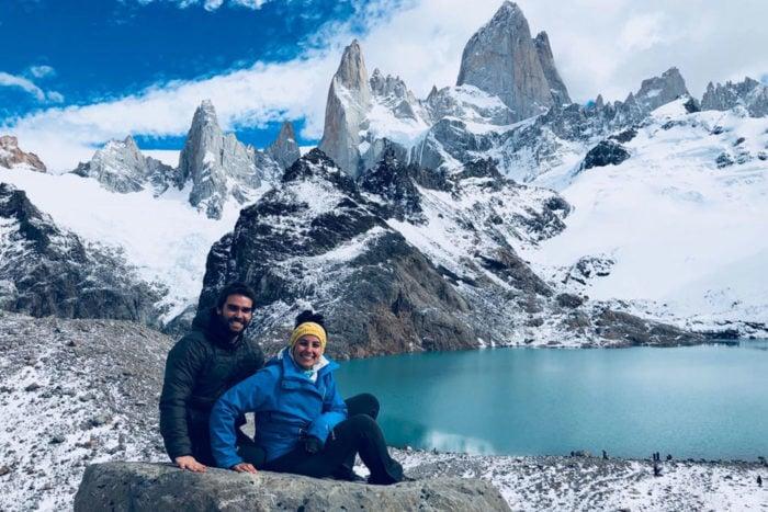 Itinenerario de viaje a Argentina - Laguna de los Tres - Fitz Roy