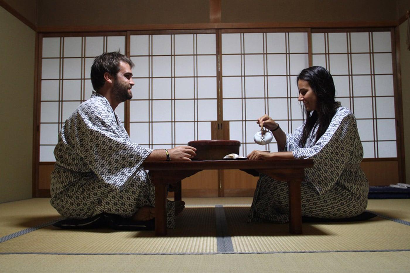 Alojamiento en un templo en Koyasan