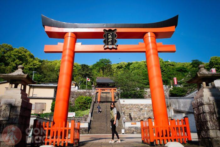 TEMPLOS DE LA CALLE TERAMACHI. Qué ver en Japón