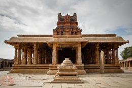 Templo Krishna