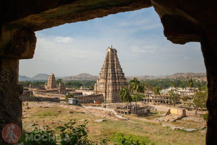 Templo Sri Virupaksha en Hampi