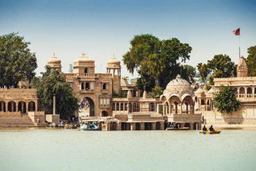 Jaisalmer Guia de viaje Lago Gadsisar