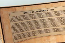 Jaisalmer Guia de viaje Laungewala War Memorial