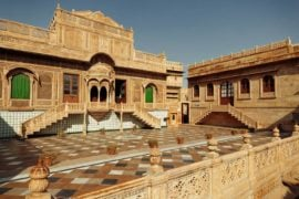 Jaisalmer Guia de viaje Mandir Palace