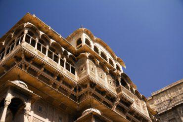 Jaisalmer Guia de viaje Nathmal Ji Ki Haveli