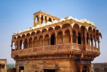 Jaisalmer Guia de viaje Salim Singh Ki Haveli