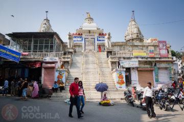 UDAIPUR GUIA DE VIAJE Templo Jagdish