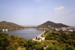 UDAIPUR GUIA DE VIAJE Lago Fateh Sagar