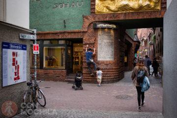 Calle Böttcherstrasse