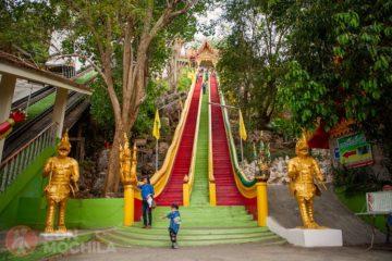 Templo Wat Tham Seua