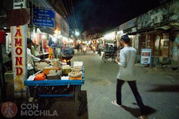 La cara nocturna de Pushkar