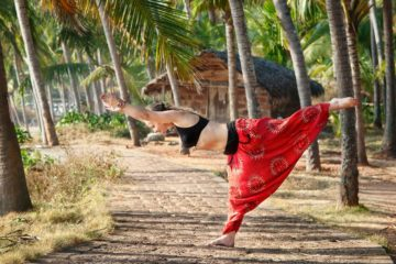 Yoga en Varkala