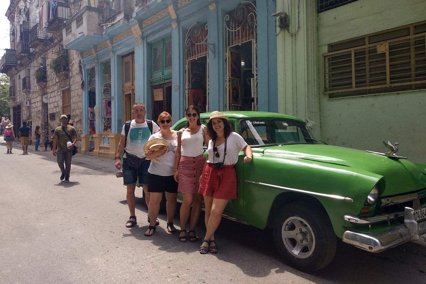 La Habana en familia