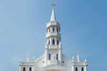 Mount Carmel Cathedral Alleppey