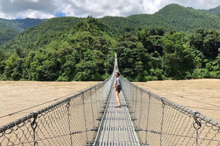 Conectando con Nepal