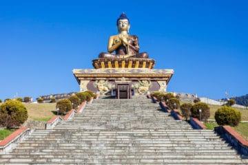 Buddha Park en Ravangla