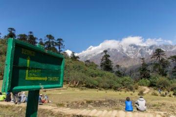 Goechala y Dzongri trek