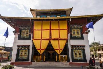 Monasterio Tsuklakhang