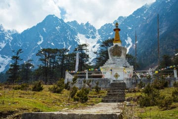 Yumthang Valley y Lachung