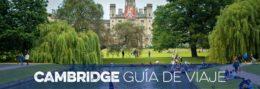 CAMBRIDGE GUIA DE VIAJE