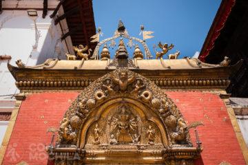 Golden Gate Bhaktapur