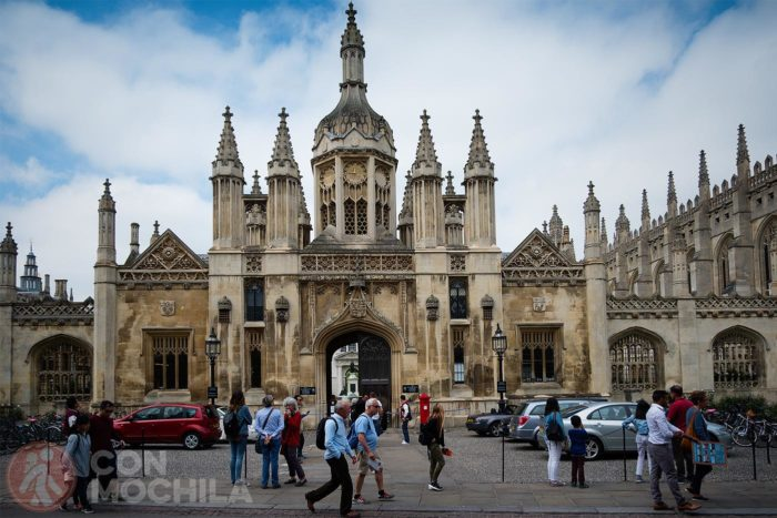 King's College, qué ver en Cambridge
