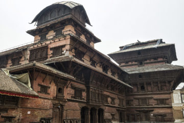 Basantapur tower