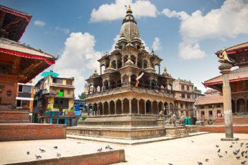 Krishna Temple Patan Lalitpur