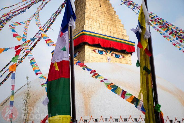 Ojos de Buda