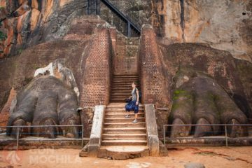 LION ROCK SIGIRIYA