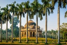 GUIA DELHI Lodhi Gardens