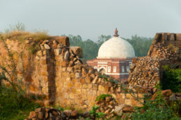 GUIA DELHI Tughlaqabad