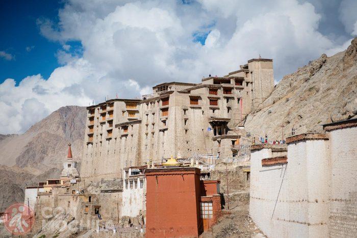 El palacio de Leh