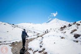 Trekking en Leh