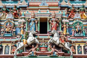 Kuala Lumpur Barrio Brickfields Little India