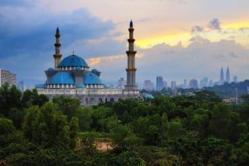 Guia de viaje Kuala Lumpur Mezquitas