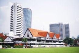 Guia de viaje Kuala Lumpur Royal Selangor Club