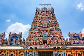 Sri Mahariaman Guia de viaje Kuala Lumpur