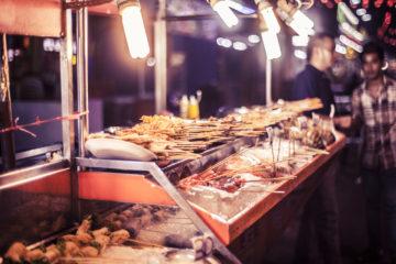 Guia de viaje Kuala Lumpur Street food
