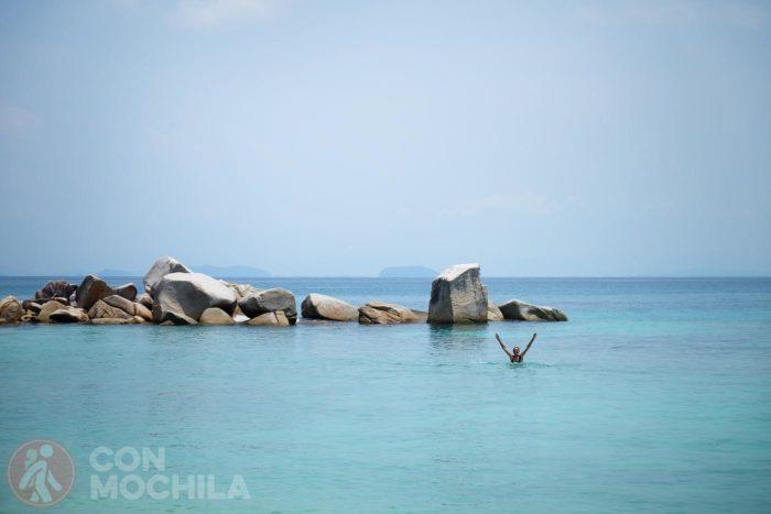 Bienvenidos a las islas Perhentians