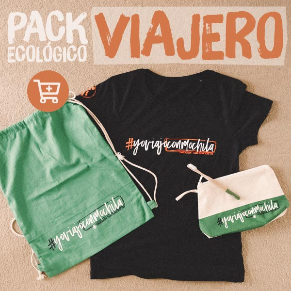 Pack ecológico de viaje