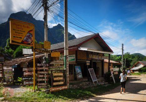 El pueblo de Nong Khiaw