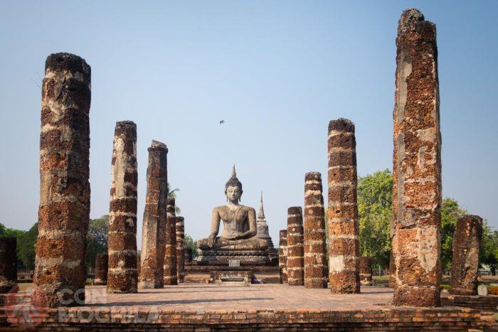Wat Maha That de Sukhothai