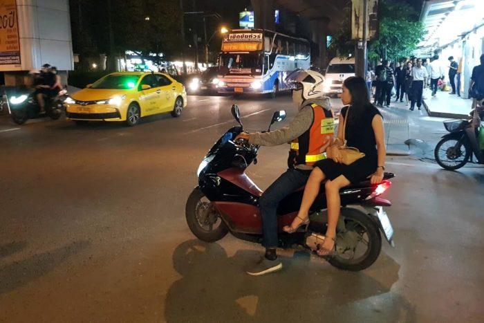mototaxi Bangkok