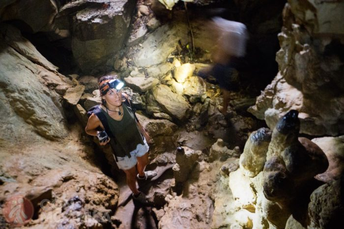 cueva de Khao Mai Kaew