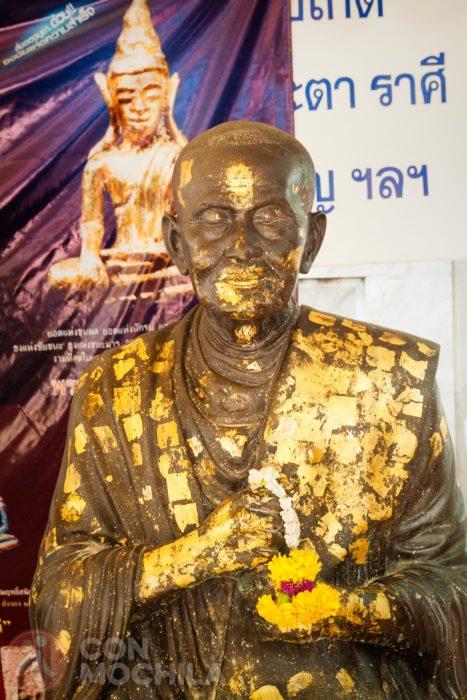 Imagen del monje