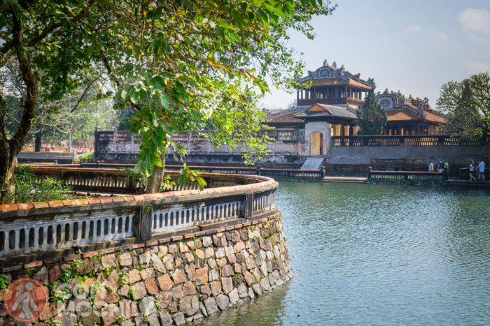 La ciudadela de Hué