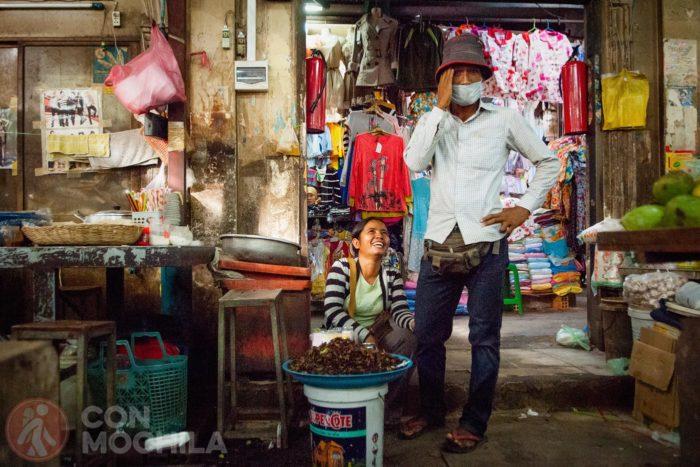 Mercado de Phnom Penh