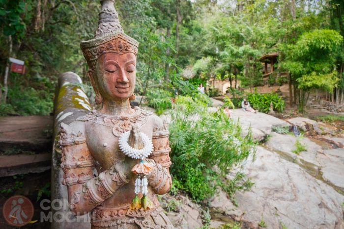 Mirador en Doi Suthep