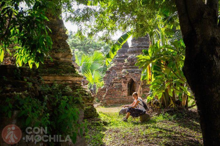 Templos en los alrededores